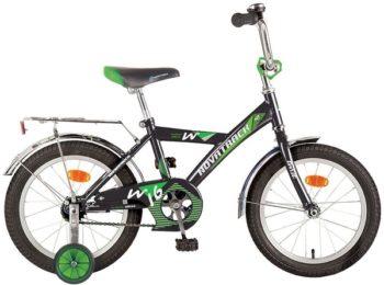 """117034 2 350x260 - Велосипед NOVATRACK TWIST, Детский, р. 9"""", колеса 14"""", цвет Черный, 2020г."""