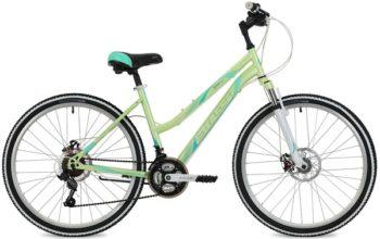 """124816 2 350x220 - Велосипед Stinger Latina D, р.17, цвет Зеленый, 2018г., колеса 26"""""""