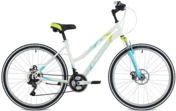"""124818 2 350x221 - Велосипед Stinger Latina D, р.17, цвет Белый, 2018г., колеса 26"""""""