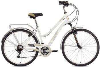 "124823 2 350x235 - Велосипед Stinger Victoria, р.15, цвет Белый, 2018г., колеса 26"""