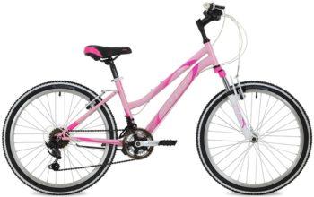 """124862 2 350x220 - Велосипед Stinger Latina, р.14, цвет Розовый, 2018г., колеса 24"""""""