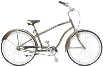 """127014 2 350x223 - Велосипед Stinger Cruiser M, р.18, цвет Коричневый, 2018г., колеса 26"""""""