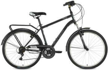 "127045 2 350x228 - Велосипед Stinger Traffic, р.18, цвет Серый, 2018г., колеса 26"""