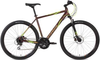 "127055 2 350x211 - Велосипед Stinger Campus Evo, р.52, цвет Коричневый, 2018г., колеса 28"""