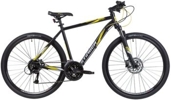 """127058 2 350x205 - Велосипед Stinger Campus Pro, р.52, цвет чёрный, 2018г., колеса 28"""""""