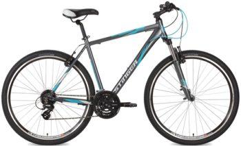 """127074 2 350x213 - Велосипед Stinger Campus Std, р.56, цвет Серый, 2018г., колеса 28"""""""