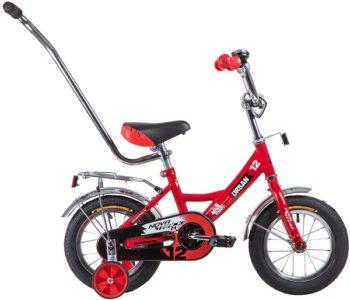 """133876 2 350x300 - Велосипед NOVATRACK URBAN, Детский, р. 8,5"""", колеса 12"""", цвет Красный, 2020г."""