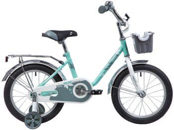 """133887 2 350x263 - Велосипед NOVATRACK MAPLE, Детский, р. 9"""", колеса 14"""", цвет Серый, 2020г."""