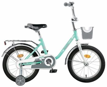 """133906 2 350x283 - Велосипед NOVATRACK MAPLE, Детский, р. 10,5"""", колеса 16"""", цвет Красный, 2020г."""