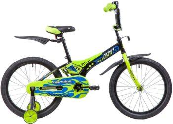"""134052 2 350x252 - Велосипед NOVATRACK FLIGHTLINE, Детский, р. 12"""", колеса 20"""", цвет Черный, 2020г."""