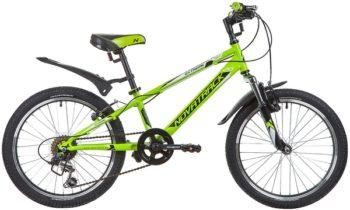 """134057 2 350x210 - Велосипед NOVATRACK EXTREME, Скоростной, р. 10"""", колеса 20"""", цвет Зеленый, 2020г."""