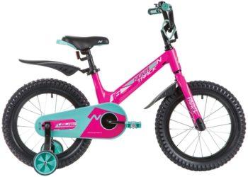 """134086 2 350x250 - Велосипед NOVATRACK BLAST, Детский, р. 10,5"""", колеса 16"""", цвет Сиреневый, 2020г."""