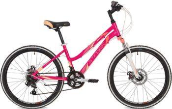 "135085 2 350x222 - Велосипед Stinger Laguna D, р.12, цвет Розовый, 2019г., колеса 24"""