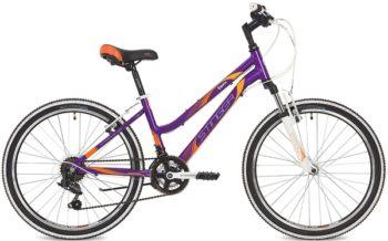 """135086 2 350x218 - Велосипед Stinger Laguna, р.12, цвет Фиолетовый, 2019г., колеса 24"""""""