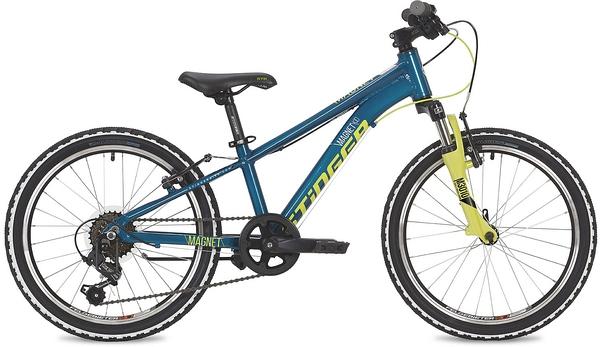 "135113 2 - Велосипед Stinger Magnet Kid, р.10, цвет Синий, 2019г., колеса 20"""