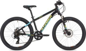 """135115 2 350x208 - Велосипед Stinger Boxxer Evo, р.14, цвет чёрный, 2019г., колеса 24"""""""