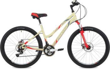 "135129 2 350x222 - Велосипед Stinger Laguna D, р.17, цвет Бежевый, 2019г., колеса 26"""