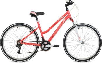 """135132 2 350x216 - Велосипед Stinger Laguna, р.15, цвет Розовый, 2019г., колеса 26"""""""