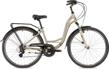 "135137 2 350x223 - Велосипед Stinger Calipso Std, р.15, цвет Бежевый, 2019г., колеса 28"""