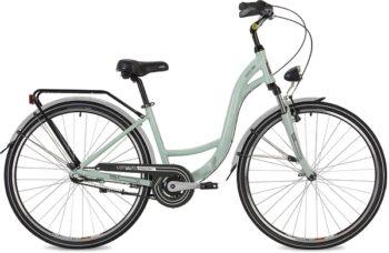 """135140 2 350x228 - Велосипед Stinger Barcelona Std, р.15, цвет Зеленый, 2019г., колеса 28"""""""