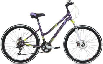 """135270 2 350x218 - Велосипед Stinger Laguna D, р.15, цвет Фиолетовый, 2019г., колеса 26"""""""
