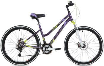 """135271 2 350x221 - Велосипед Stinger Laguna D, р.19, цвет Фиолетовый, 2019г., колеса 26"""""""