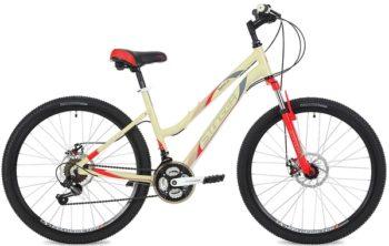 "135273 2 350x222 - Велосипед Stinger Laguna D, р.19, цвет Бежевый, 2019г., колеса 26"""