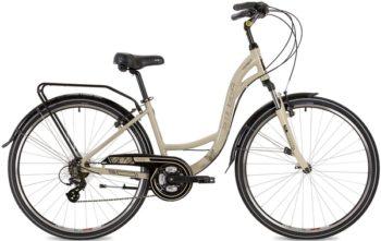 "135289 2 350x221 - Велосипед Stinger Calipso Std, р.17, цвет Бежевый, 2019г., колеса 28"""