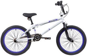 "137351 2 350x227 - Велосипед Stinger BMX GRAFFITI, р.10, цвет Белый, 2019г., колеса 20"""