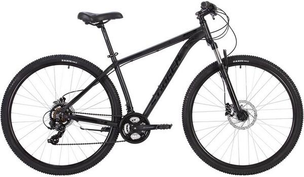 """137748 2 - Велосипед Stinger ELEMENT PRO, р.22, цвет чёрный, 2020г., колеса 29"""""""