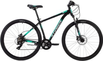 "137751 2 350x207 - Велосипед Stinger ELEMENT PRO, р.18, цвет Зеленый, 2020г., колеса 29"""