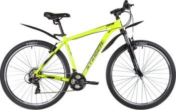 """137773 2 350x218 - Велосипед Stinger ELEMENT STD, р.20, цвет Зеленый, 2020г., колеса 29"""""""