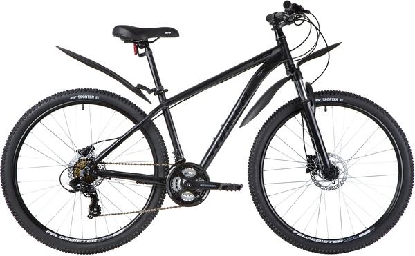 """137775 2 - Велосипед Stinger ELEMENT PRO, р.16, цвет чёрный, 2020г., колеса 27"""""""