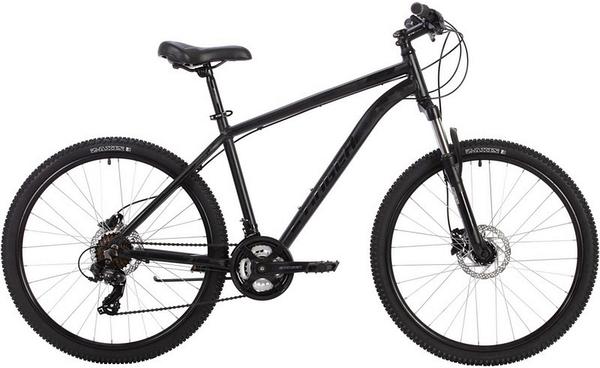 """137776 2 - Велосипед Stinger ELEMENT PRO, р.20, цвет чёрный, 2020г., колеса 27"""""""