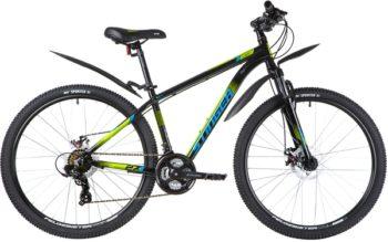 """137784 2 350x219 - Велосипед Stinger ELEMENT EVO, р.16, цвет чёрный, 2020г., колеса 27"""""""