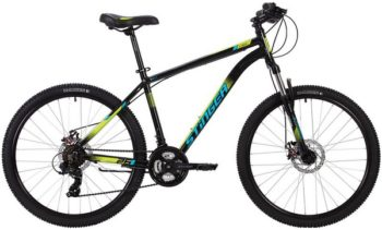 """137785 2 350x211 - Велосипед Stinger ELEMENT EVO, р.18, цвет чёрный, 2020г., колеса 27"""""""