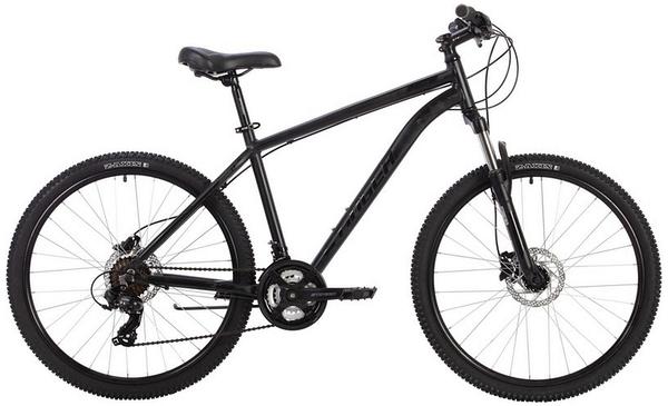 """137804 2 - Велосипед Stinger ELEMENT PRO, р.18, цвет чёрный, 2020г., колеса 26"""""""