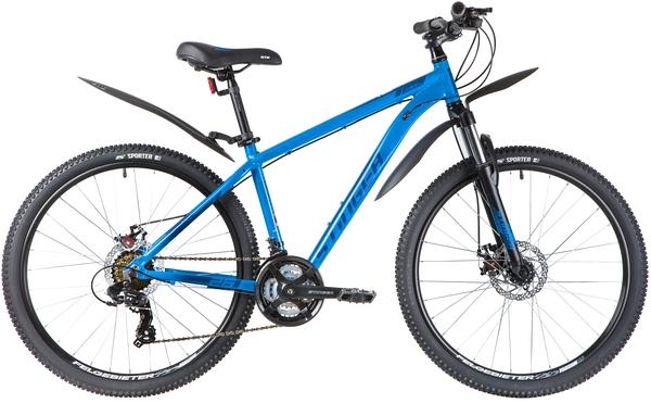 """137815 2 - Велосипед Stinger ELEMENT EVO, р.14, цвет Синий, 2020г., колеса 26"""""""