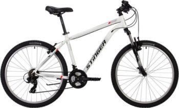 "137825 2 350x211 - Велосипед Stinger ELEMENT STD, р.18, цвет Белый, 2020г., колеса 26"""