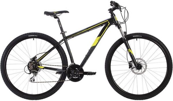 """139558 2 - Велосипед Stinger GRAPHITE PRO, р.18, цвет чёрный, 2020г., колеса 27"""""""