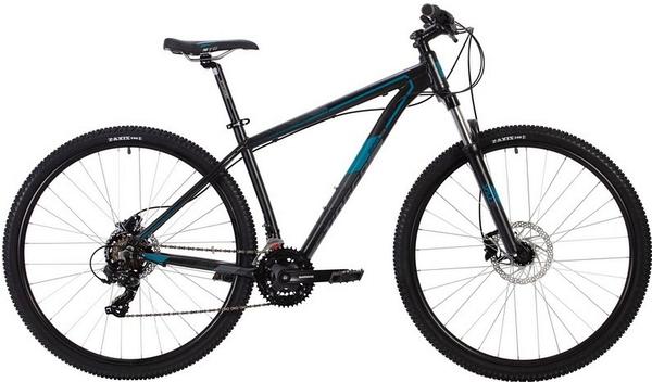 """139559 2 - Велосипед Stinger GRAPHITE EVO, р.20, цвет чёрный, 2020г., колеса 29"""""""