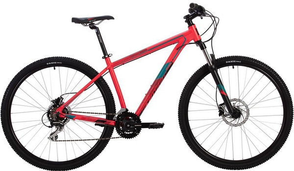 """139561 2 - Велосипед Stinger GRAPHITE PRO, р.18, цвет Красный, 2020г., колеса 29"""""""