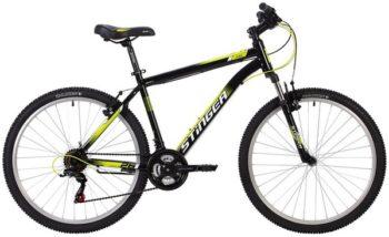 """139612 2 350x214 - Велосипед Stinger CAIMAN, р.18, цвет чёрный, 2020г., колеса 26"""""""