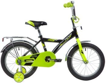 """139655 2 350x274 - Велосипед NOVATRACK ASTRA, Детский, р. 10,5"""", колеса 16"""", цвет Черный, 2020г."""