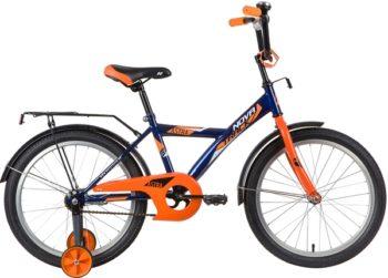 """139698 2 350x251 - Велосипед NOVATRACK ASTRA, Детский, р. 12"""", колеса 20"""", цвет Синий, 2020г."""
