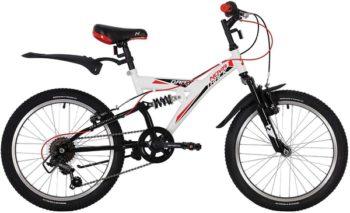 """139723 2 350x213 - Велосипед NOVATRACK DART, Скоростной, р. 13"""", колеса 20"""", цвет Черный, 2020г."""