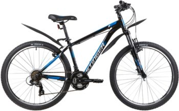 """139800 2 350x217 - Велосипед Stinger ELEMENT STD, р.14, цвет чёрный, 2020г., колеса 26"""""""