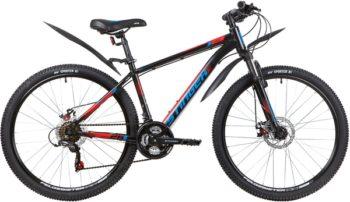 """139809 2 350x202 - Велосипед Stinger CAIMAN D, р.16, цвет чёрный, 2020г., колеса 26"""""""