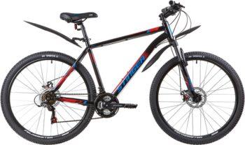 """139811 2 350x208 - Велосипед Stinger CAIMAN D, р.20, цвет чёрный, 2020г., колеса 27"""""""