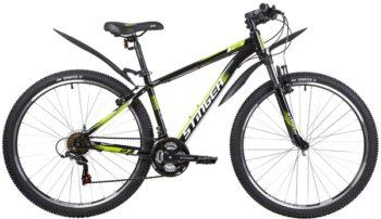 """139818 2 350x202 - Велосипед Stinger CAIMAN, р.16, цвет чёрный, 2020г., колеса 27"""""""
